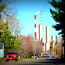 Paper Mill by farmbrough