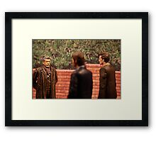 """Good afternoon"" Framed Print"