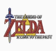 Zelda: A link to the past intro Kids Tee