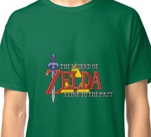 Zelda: A link to the past intro Classic T-Shirt
