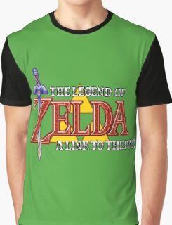 Zelda: A link to the past intro Graphic T-Shirt