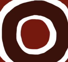 Httyd Emblem Tee- Coloured Sticker