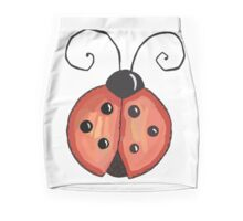 Lovely Little Lady Bug Mini Skirt