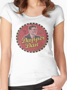 Dapper Dan Women's Fitted Scoop T-Shirt