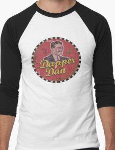 Dapper Dan Men's Baseball ¾ T-Shirt