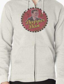 Dapper Dan Zipped Hoodie