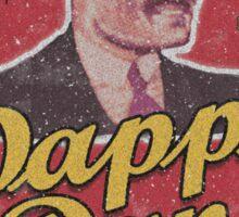 Dapper Dan Sticker