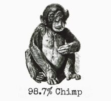 98.7% Chimp by Bundjum