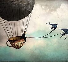Around the world in a teacup by ChristianSchloe