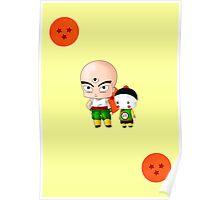 Chibi Tien Poster