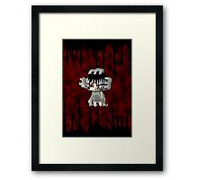 Chibi Kishin Framed Print