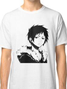 Izaya black and white Classic T-Shirt