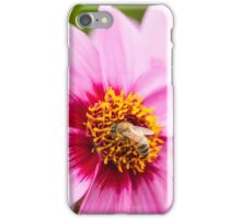 Bee Collecting iPhone Case/Skin