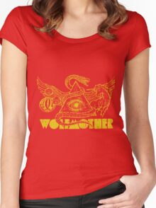 Wolfmother T-shirt Women's Fitted Scoop T-Shirt