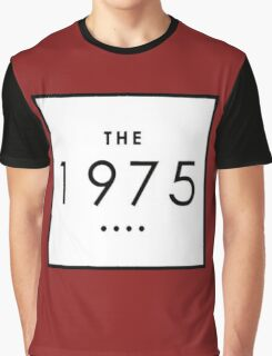 The 1975 Graphic T-Shirt