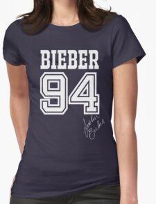 BIEBER 94 Womens Fitted T-Shirt