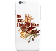 Fairy Tail-Natsu  iPhone Case/Skin