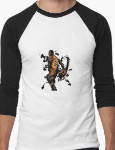 magic jhonson art Men's Baseball ¾ T-Shirt