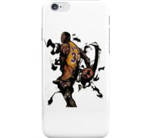 magic jhonson art iPhone Case/Skin
