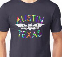 Austin Stay Weird Texas  Unisex T-Shirt