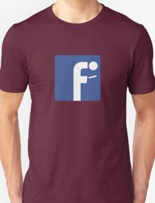 F-posture: take your eyes off your smartphone Unisex T-Shirt