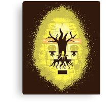 Lemon Leader Canvas Print