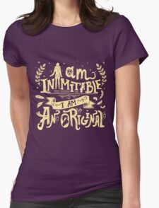 Inimitable Womens Fitted T-Shirt