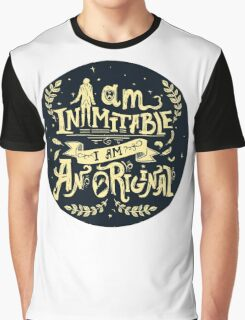 Inimitable Graphic T-Shirt