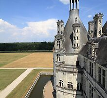 Château de Chambord - France  by BBCsImagery