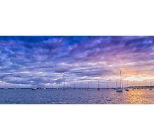 Geelong Sunrise Photographic Print