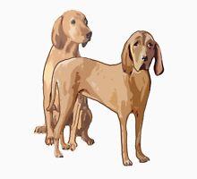 Redbone Coonhounds Unisex T-Shirt