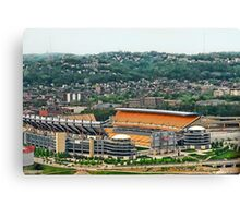 Heinz Field - Pittsburgh, Pa Canvas Print