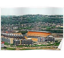 Heinz Field - Pittsburgh, Pa Poster