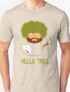 HAPPY TREE T SHIRT Unisex T-Shirt
