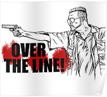 Over The Line! Poster