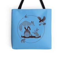 Do a Barrel Roll Tote Bag