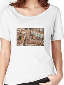 Torino from above Women's Relaxed Fit T-Shirt