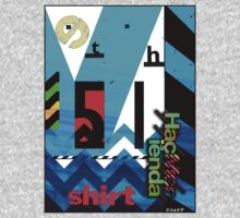 FAC51 HACIENDA Factory Records Artists Inspired Shirt Design by Shaina Karasik