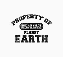 Property of Earth (Aged) Unisex T-Shirt