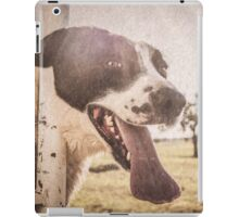 Bow Dog iPad Case/Skin