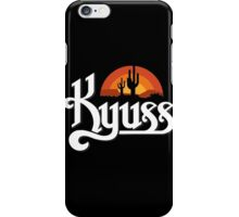 KYUSS BLACK WIDOW STONER ROCK QUEENS OF THE STONE AGE CLUTCH iPhone Case/Skin