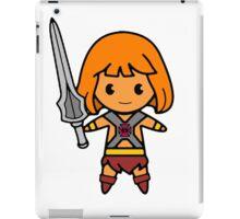 He-man iPad Case/Skin