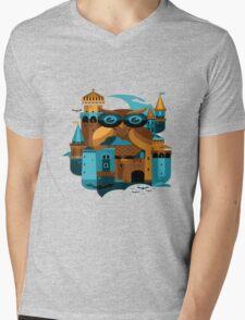 home owl Mens V-Neck T-Shirt