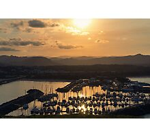 Coffs Harbour Sunset Photographic Print