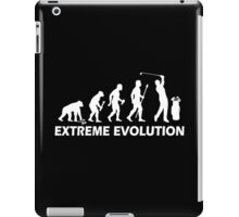 Funny Golf Extreme Evolution iPad Case/Skin