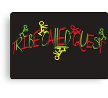 TRIBE CALLED QUEST  Canvas Print