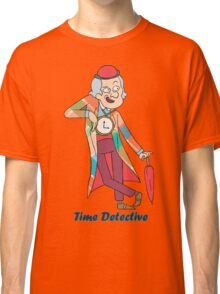 time detective Classic T-Shirt