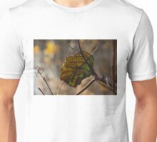 Changing Color for Fall Unisex T-Shirt