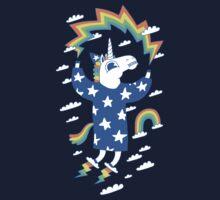 Unicorn Wizard Baby Tee