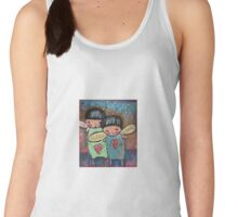 Two Heart Bees - Beatrice Ajayi Women's Tank Top